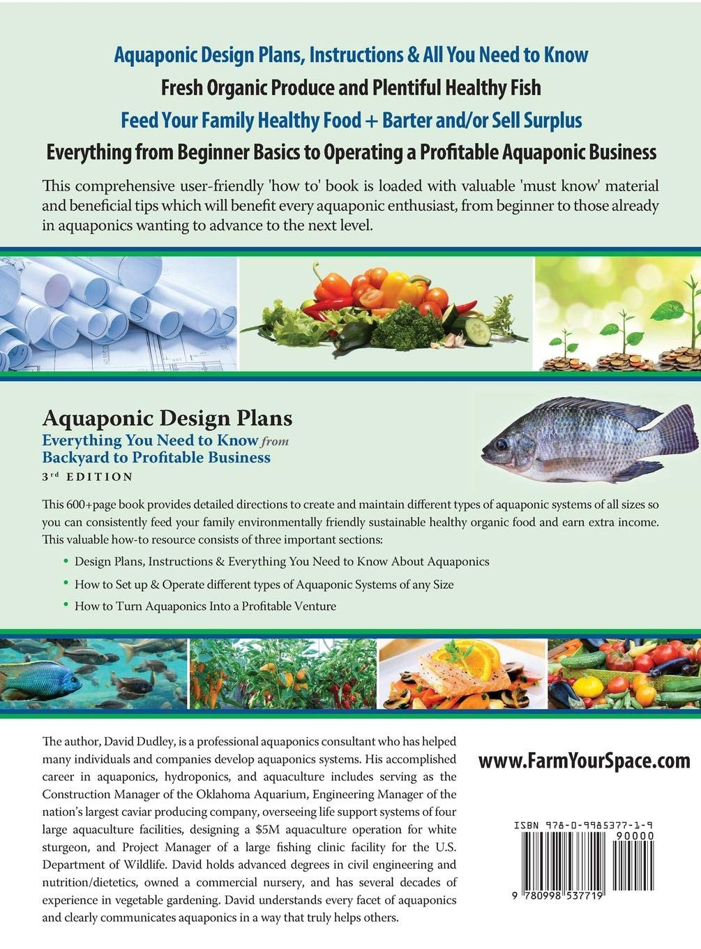 Aquaponic Design Plans, Everything You Need to Know: from