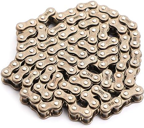 XV250 Route 66 Moto Engine Camshaft Timing Chain for Yamaha SRV250 Renaissa XV125 Virago 125 XV240 Virago Artudatech Motorcycle Cam Timing Chain