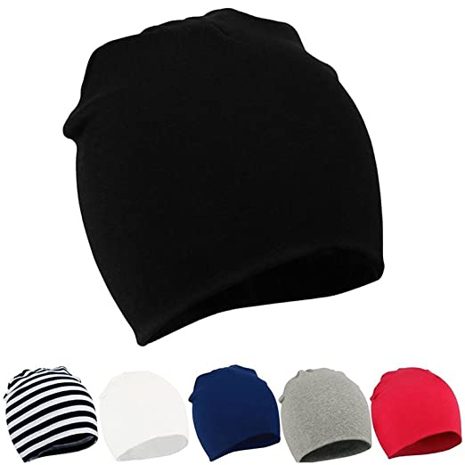 faa4589f8c8 Zando Infant Toddler Baby Unisex Cotton Soft Cute Lovely Newborn Kids Hat  Beanies Caps Baby Beanie