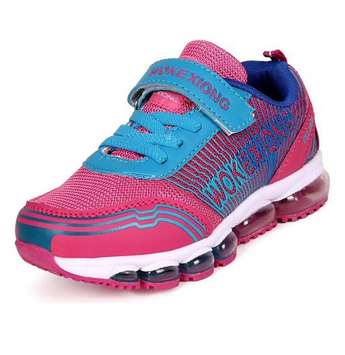 Zarbrina Sneakers for Girls and Boys Speed Air Cushion Boys Velcro School Sneakers (Little Kid/Big Kid) by Zarbrina Kids