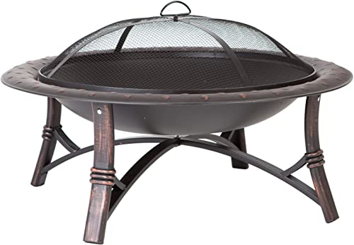 Fire Sense 60857 Roman Fire Pit