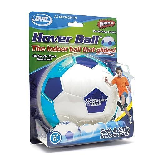 Hover Ball: Balón de gomaespuma con base deslizante para ...