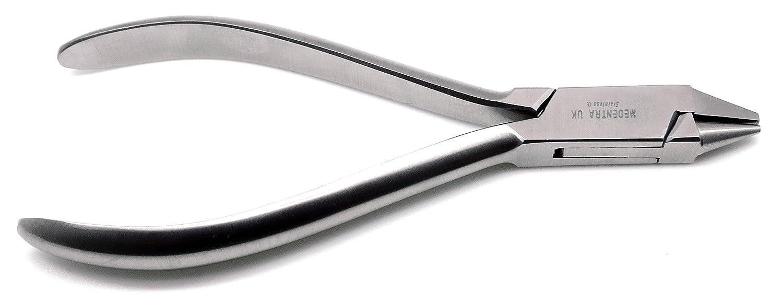 Alicates de pico de pájaro de Angle Dental Ortodoncia alambre doblado acero inoxidable Instrumentos: Amazon.es: Amazon.es