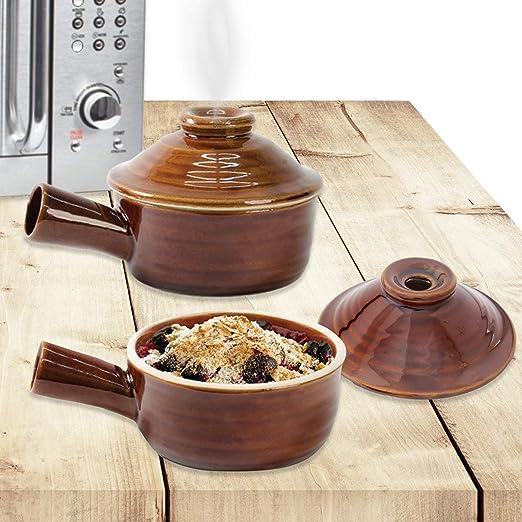 Piedra microondas cocina - para cocinar platos más sin mantequilla ...