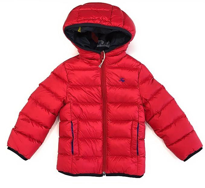 new styles 8abba 0c2a5 Fay Piumino Bambino 32377010GOS Rosso Giubbotto Inverno ...
