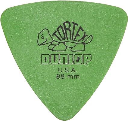 Green, Heavy Tortex III Picks 12 Pack.88
