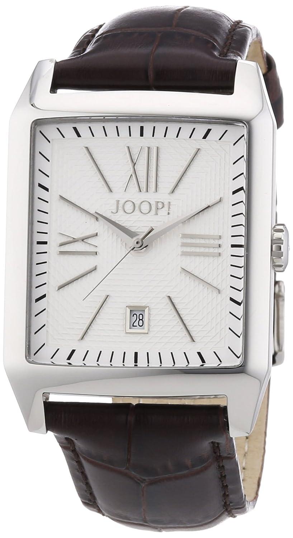 Joop Herren-Armbanduhr Motion Gents Analog Quarz Leder JP101101F03