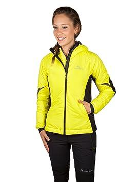 Grifone Esmark - Chaqueta para Mujer, Color Amarillo, Talla L: Amazon.es: Zapatos y complementos