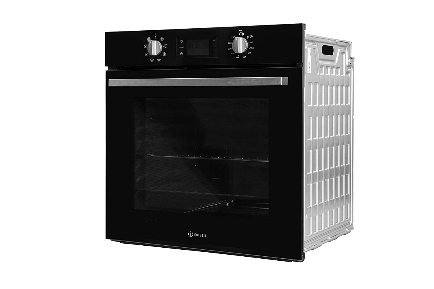 Indesit Aria IFW 6340 BL Built-in Oven Black