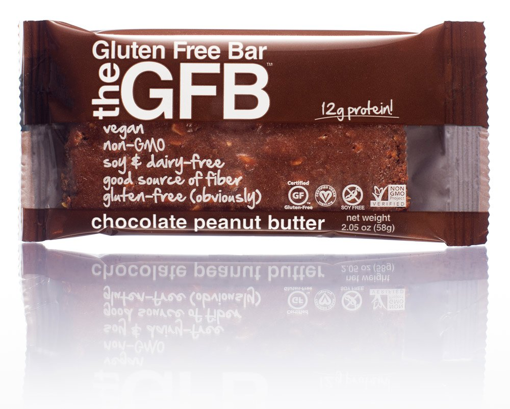 Amazon.com: The GFB Gluten Free, Non-GMO High Protein Bars ...