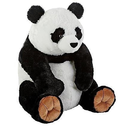 Amazon Com Toys R Us Plush 18 Inch Panda Black And White Toys