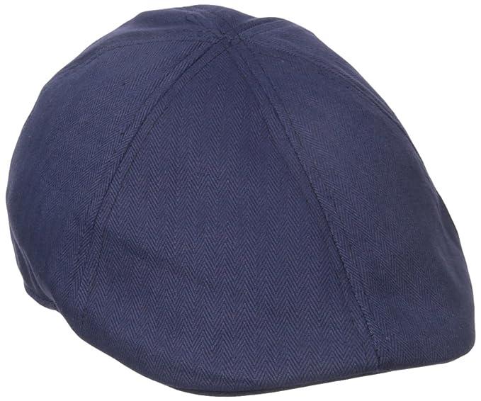 96169a59993 U.S. Polo Assn. Men s Herringbone Ivy Flat Cap