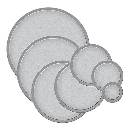 Spellbinders Die Large Standard Circle Nestabilities