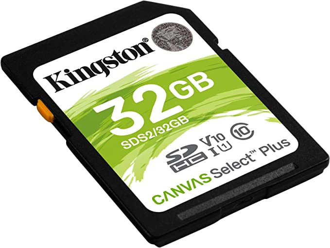100MBs Works with Kingston Kingston 32GB Toshiba Excite 10 16GB MicroSDHC Canvas Select Plus Card Verified by SanFlash.