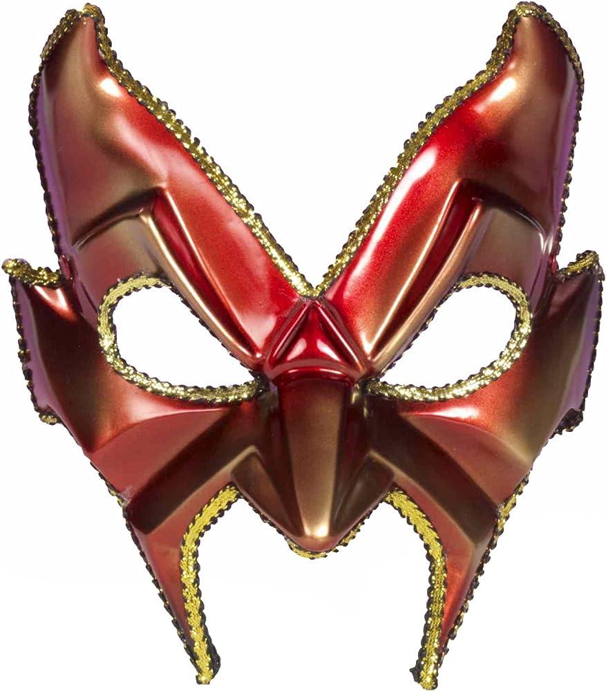 Forum Devil Man Deep-V Half Mask