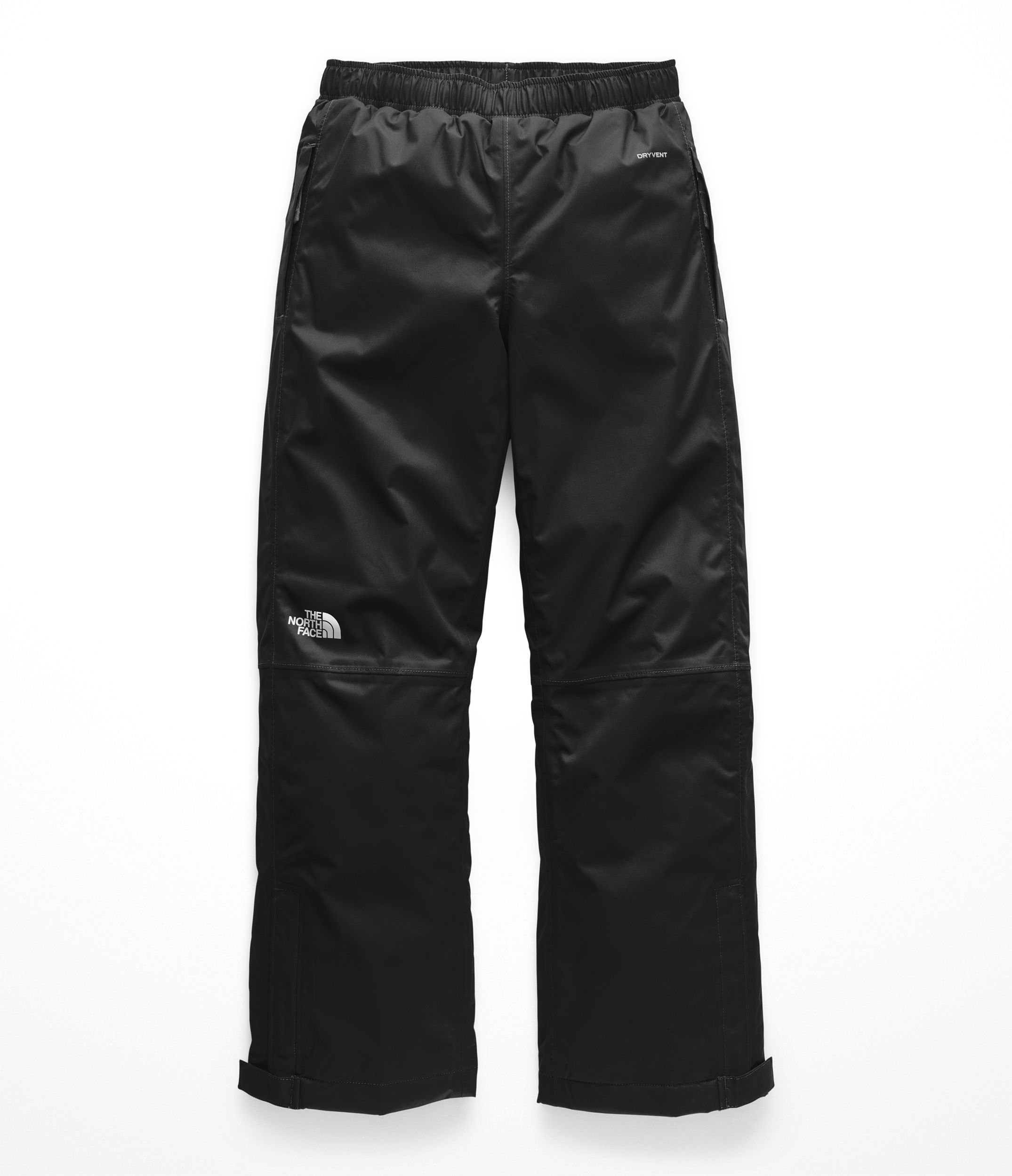 The North Face Kids Boy's Resolved Insulated Pants (Little Kids/Big Kids) TNF Black Large
