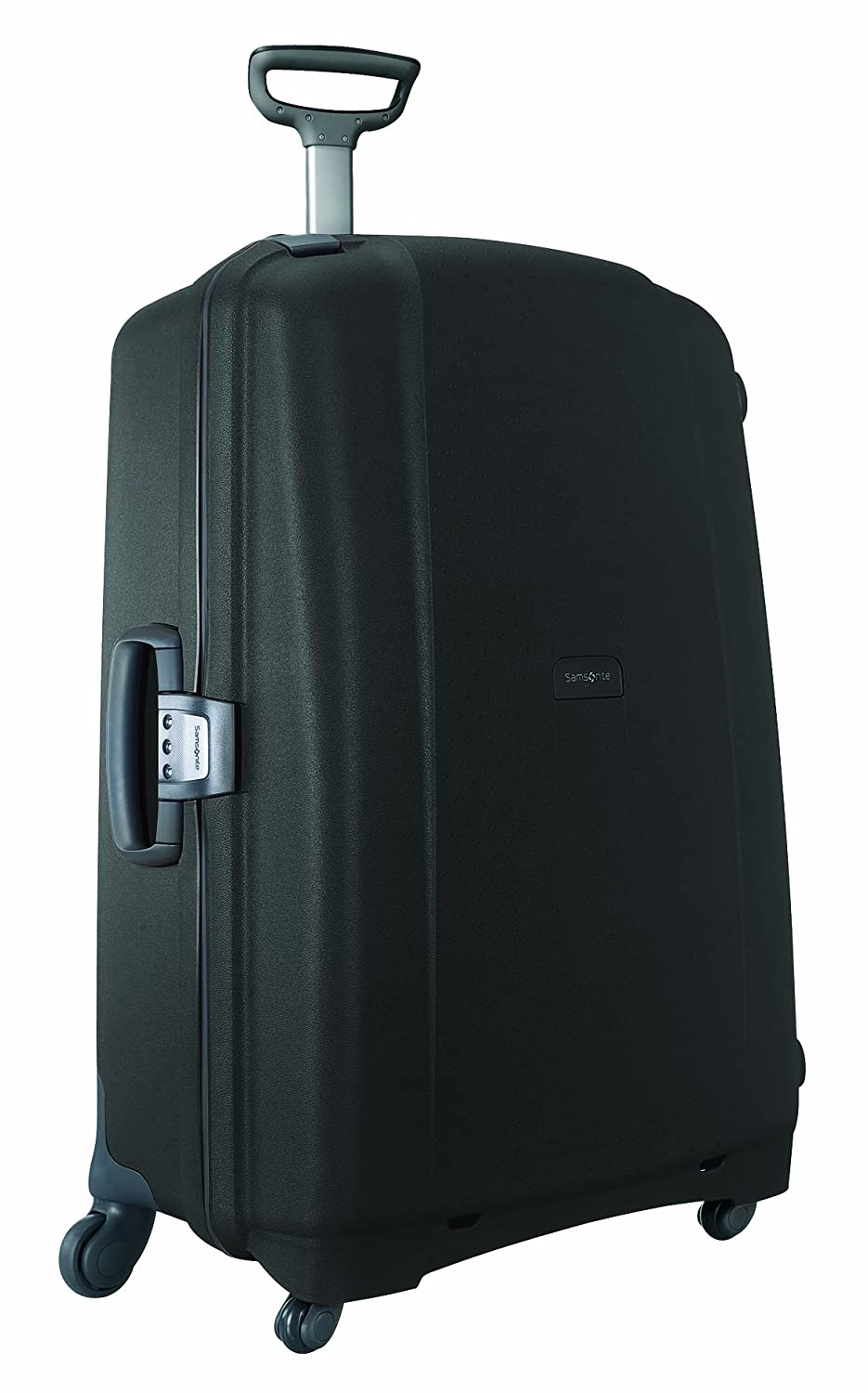 Checked-in suitcase