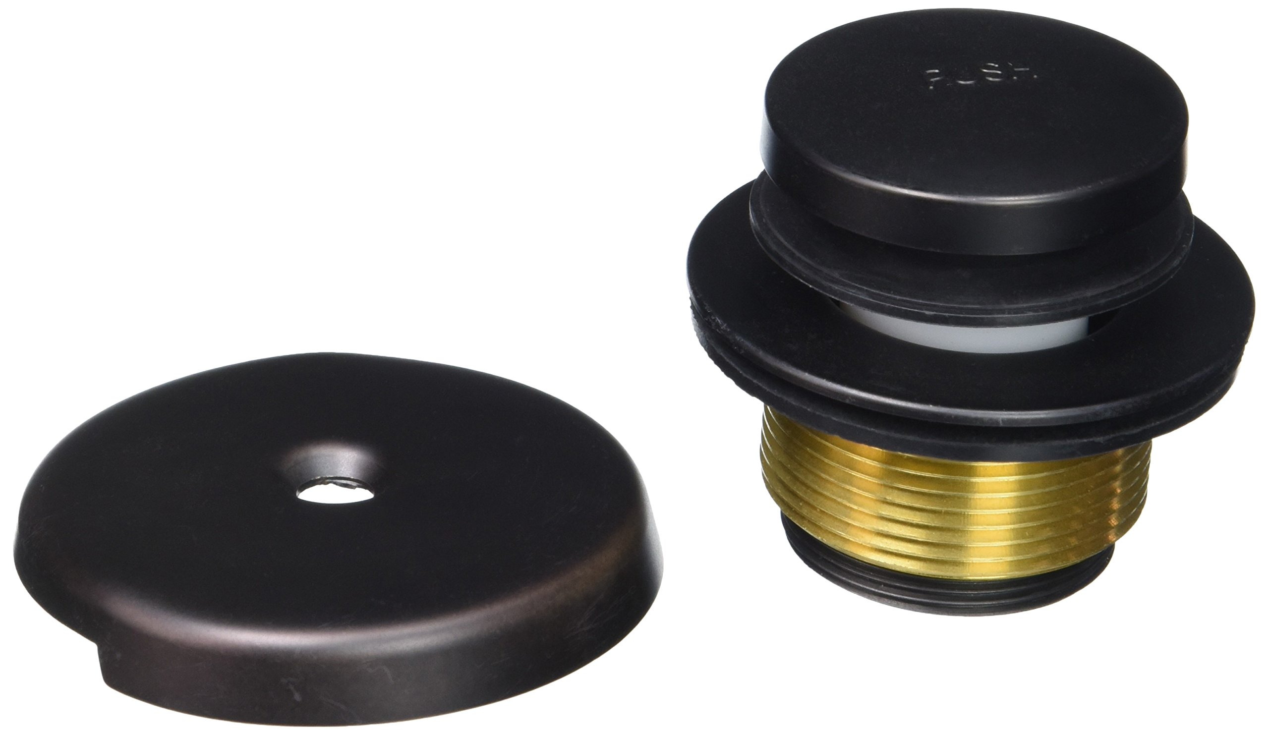 Jones Stephens B5161RB 1 Hole Toe Touch Conversion Kit, Oil Rubbed Bronze