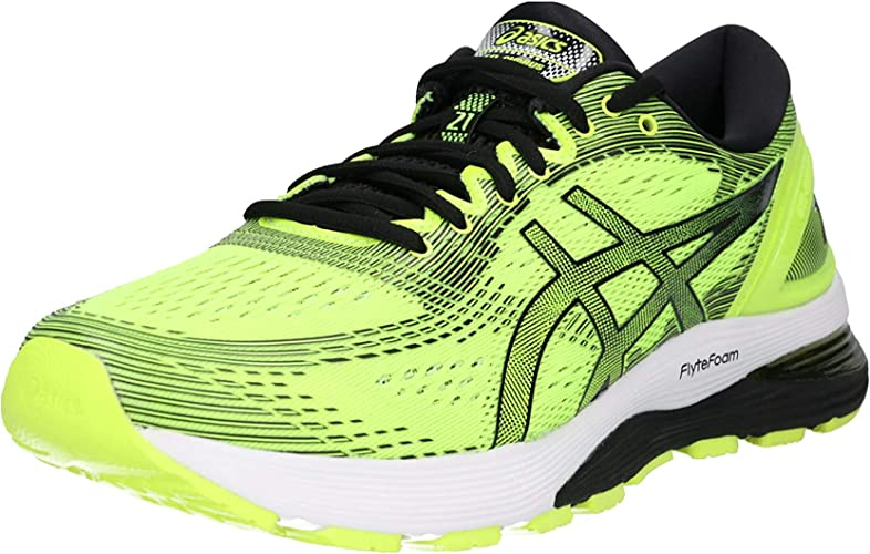 ASICS Chaussures Gel-Nimbus 21: Amazon.es: Zapatos y complementos