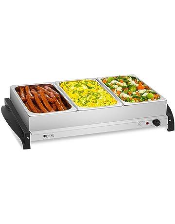 Wärmeplatte Küche   Amazon De Warmhalteplatten