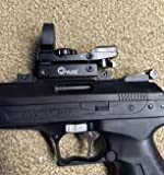 Will not withstand spring piston airgun recoil