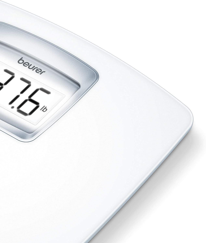 Beurer High Precision Body Weight Digital Bathroom Scale ...