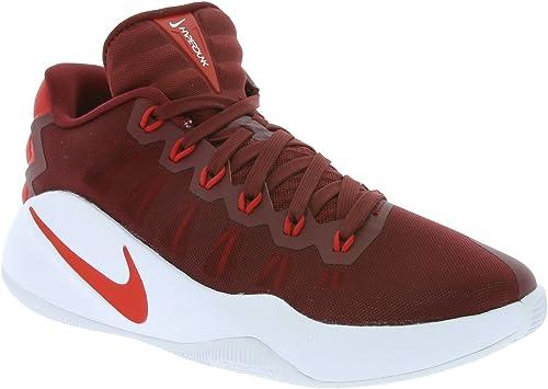 Nike 844363-616, Zapatillas de Baloncesto para Hombre, Rojo (Team ...