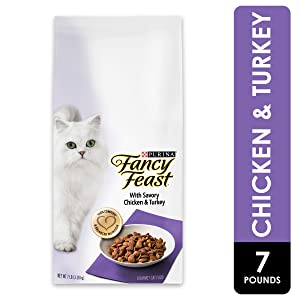 Purina Fancy Feast Adult Dry Cat Food