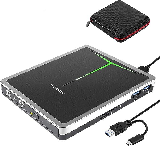 USB 2.0 External CD//DVD Drive for Acer Aspire V3-471g-52452g50ma