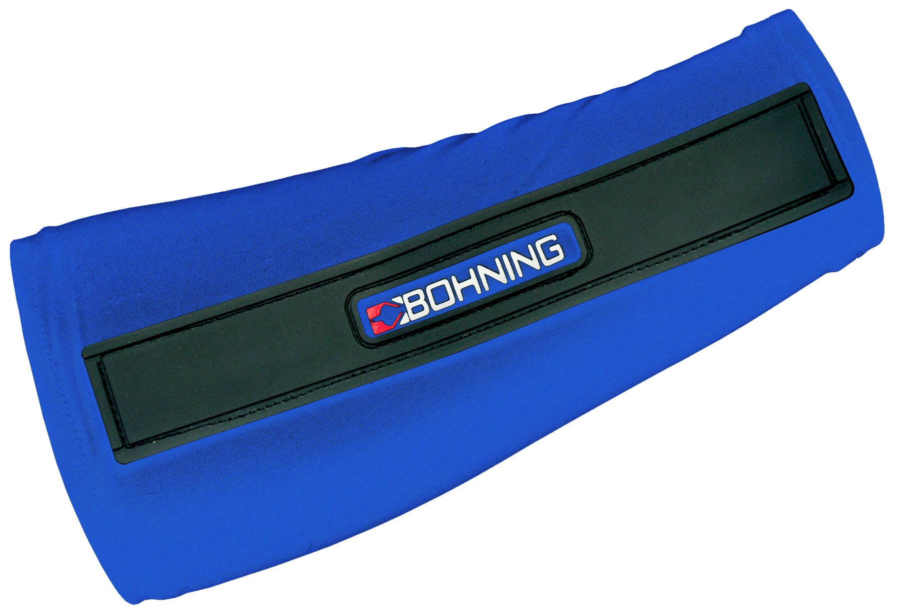 Bohning Archery Slip-On Armguard Small, Blue