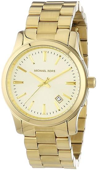 Michael Kors Reloj con Correa de Acero MK5160: Michael Kors: Amazon.es: Relojes