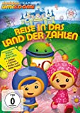 Team Umizoomi:V2 Reise in d Land d Zahl. [Import anglais]