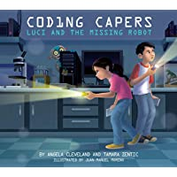 Coding Capers: Luci and the Missing Robot