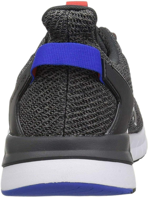 adidas Damen Questar Ride Fitnessschuhe Carbon Solar Red Grey Four