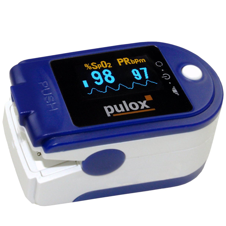 Scenery bild Pulsoxymeter