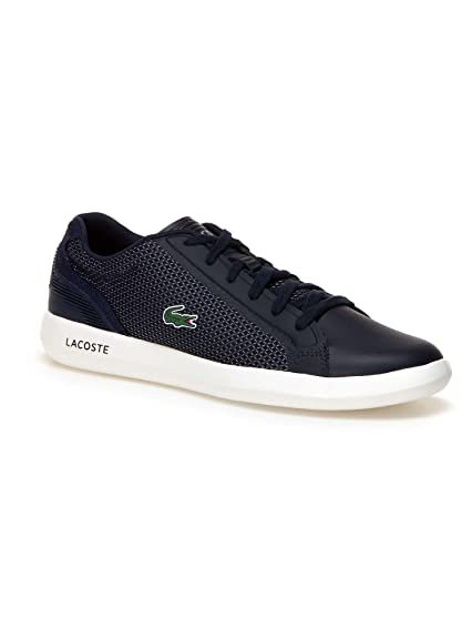 e6fbb1164314bb Lacoste Sneaker AVANTOR 118 3 B98 Marino  Amazon.co.uk  Shoes   Bags