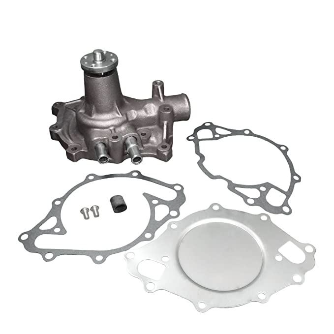 Amazon Com Acdelco 252 584 Professional Water Pump Kit Automotive