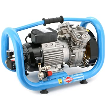 BRSF33 ® Impresión Compresor De Aire Silent 2 PS, maX. 10 bar, depósito