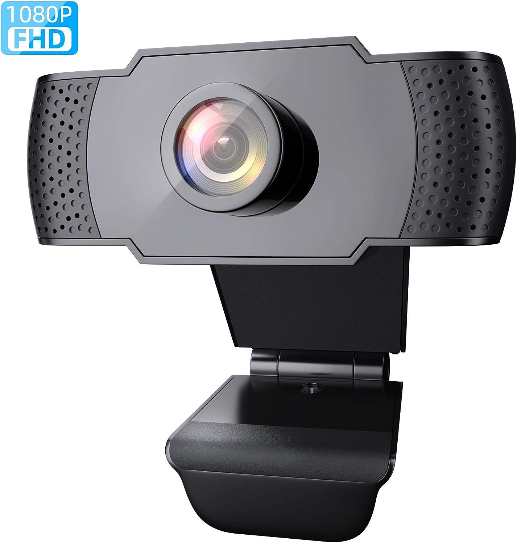 Webcam 1080P mit Mikrofon