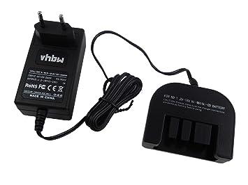 vhbw 220V Cargador para batería de Herramienta Black ...