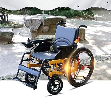 Sillas De Ruedas Eléctricas Con Joystick Inteligente De 360 °, Indicación De Velocidad, Rueda