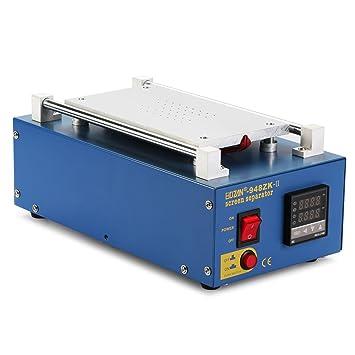 26 x 16 x 11 cm Separate Bildschirme von 7 Zoll und darunter 220V 400W Vakuum LCD Separator Touchscreen-Separator Bildschirmseparator Screen Separating Machine