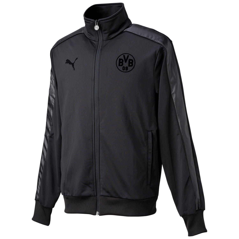 PUMA Jacke BVB T7 Wms Sweat Jacket: : Bekleidung
