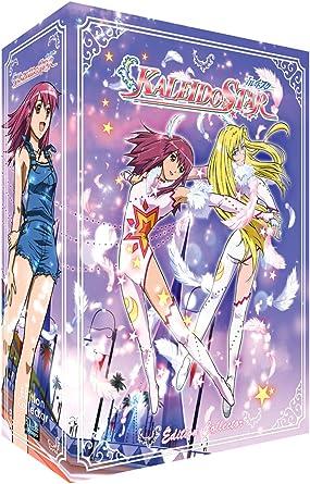 Amazon.co.jp | カレイドスター DVD-BOX (全25話, 630分)[DVD] [Import] [PAL] DVD・ブルーレイ -  佐藤順一