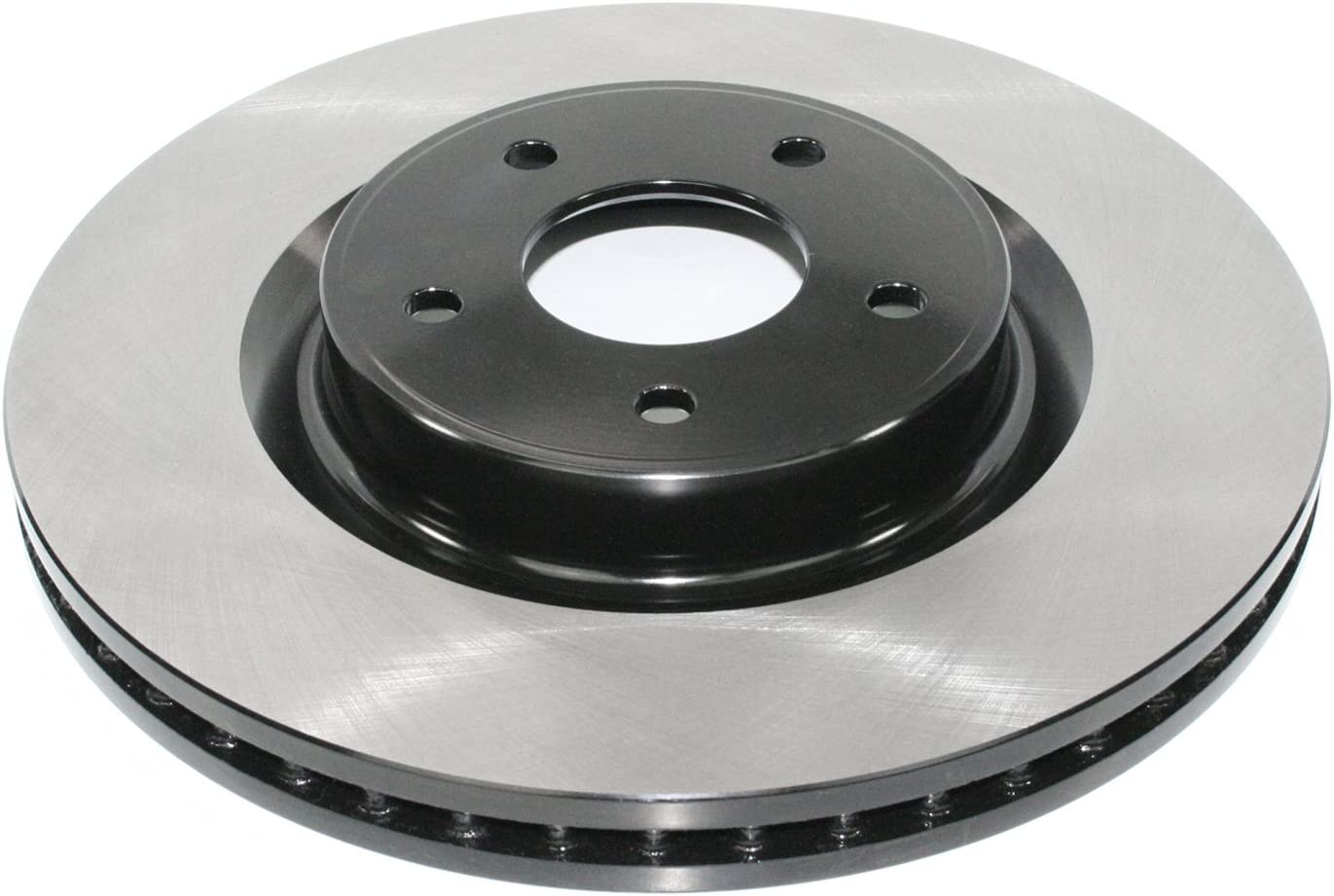 DuraGo BR901204-02 Vented Brake Rotor Front