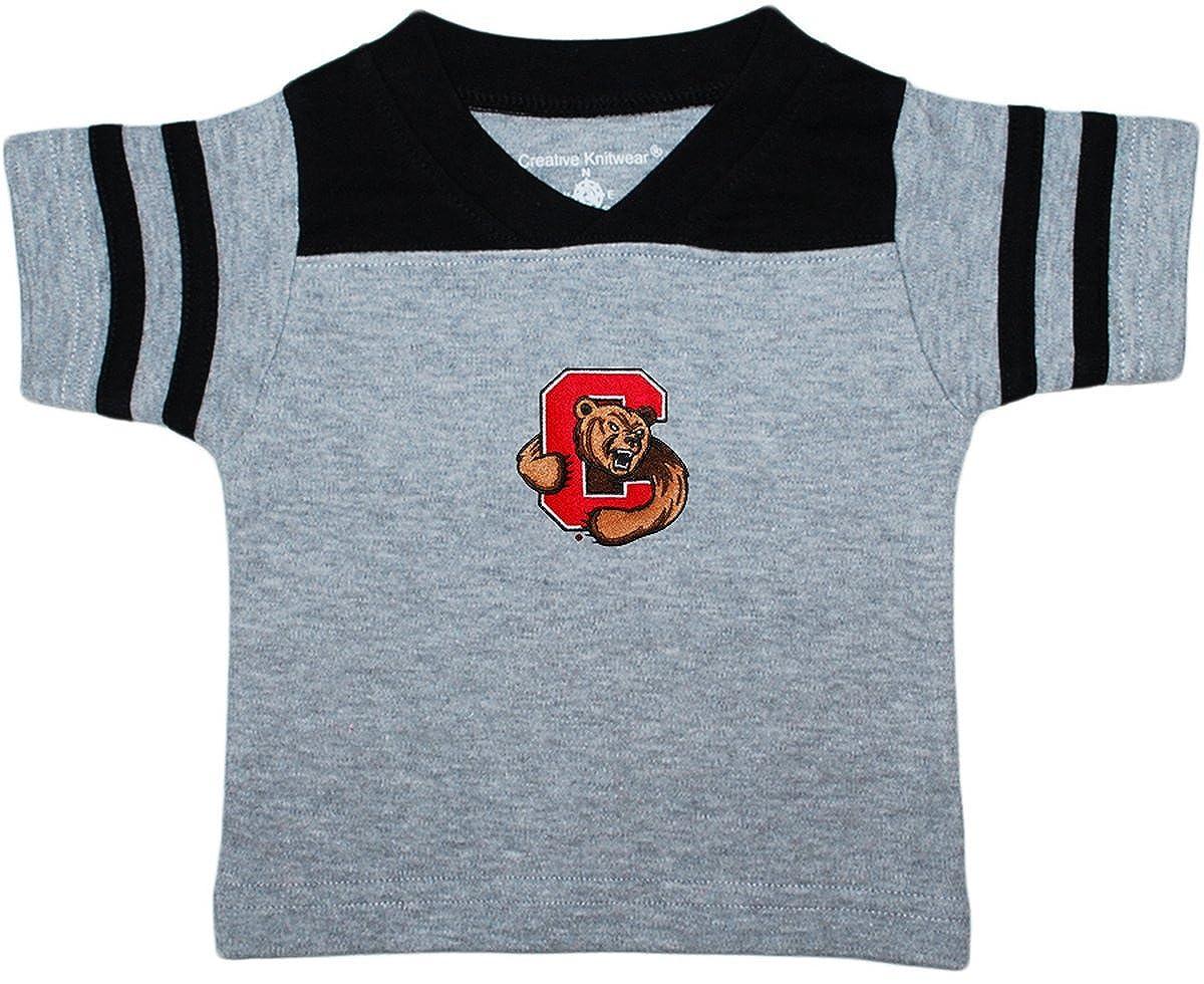 Cornell University Big Red Bears Baby Sport Shirt