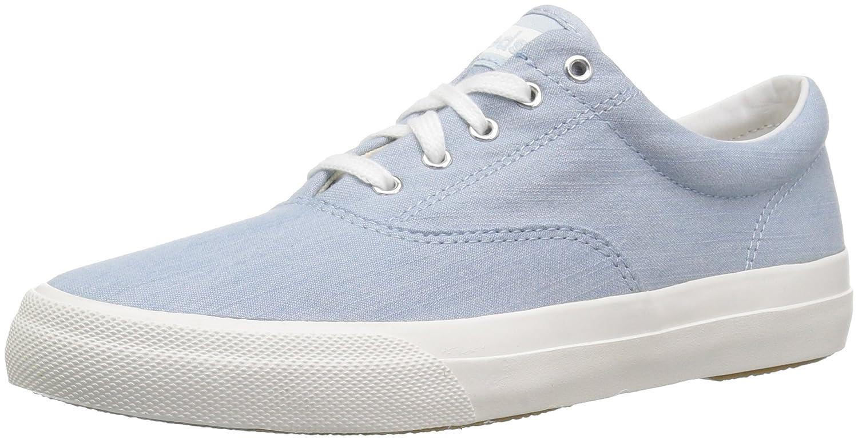 Keds Women's Anchor Chambray Sneaker B072Y6RH2Z 7.5 B(M) US|Light Blue