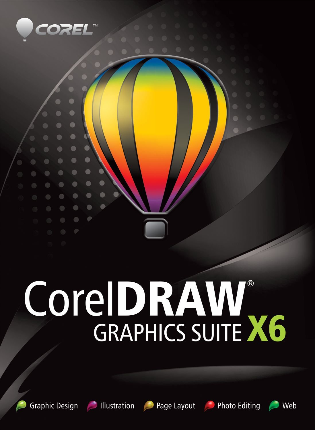 Coreldraw version 12 - Amazon Com Coreldraw Graphics Suite X6 Upgrade Old Version Software