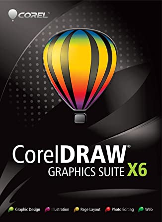 CorelDRAW Graphics Suite X6 [Old Version] [Download]