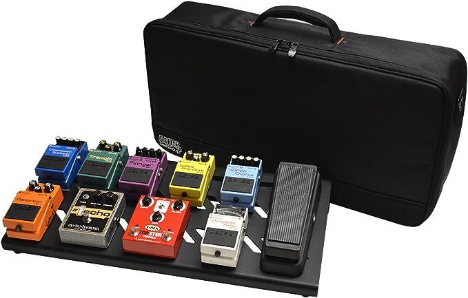Gator Cases Aluminum Guitar Pedal Board